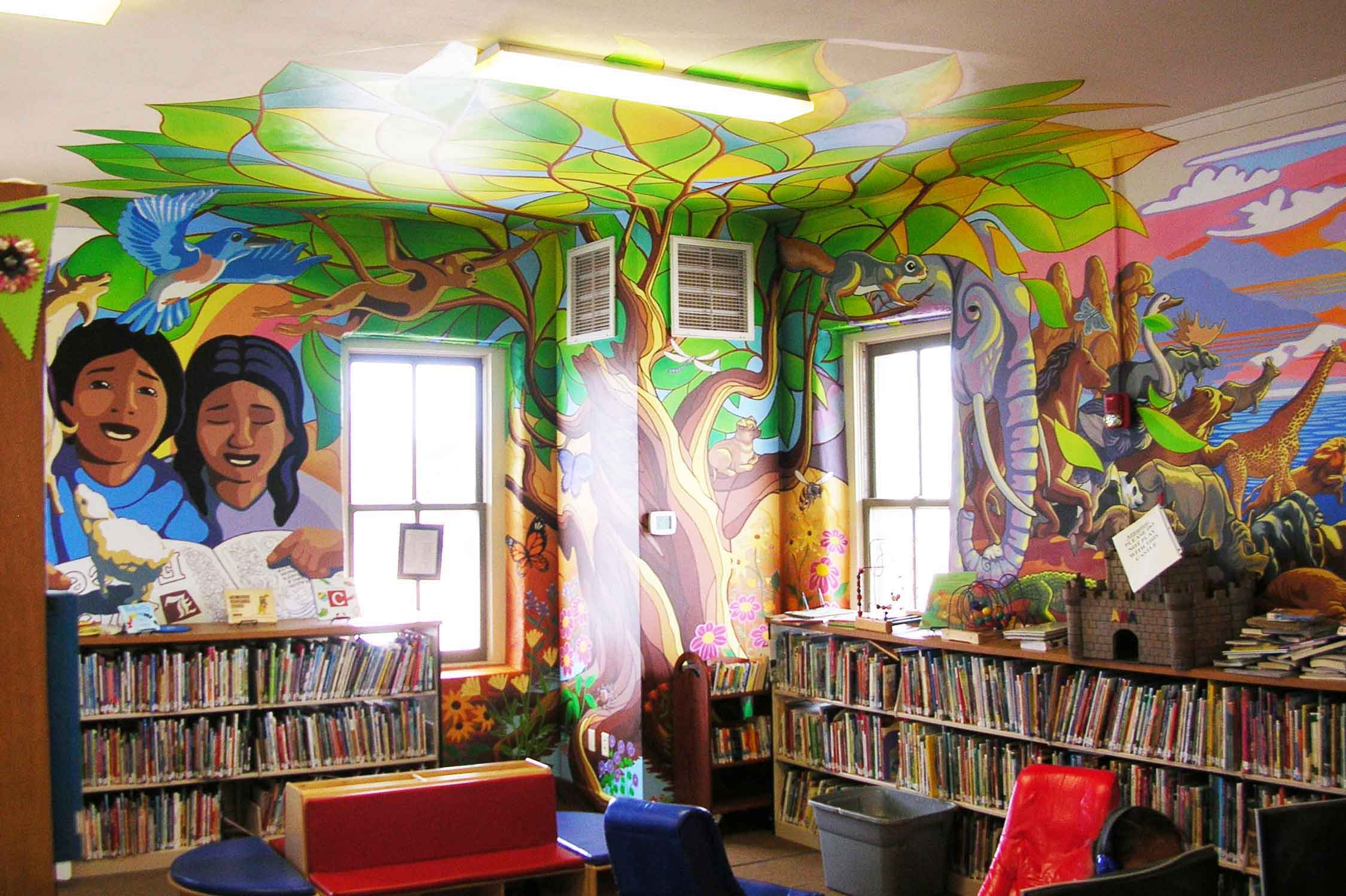 Tuba City Library Pic 1