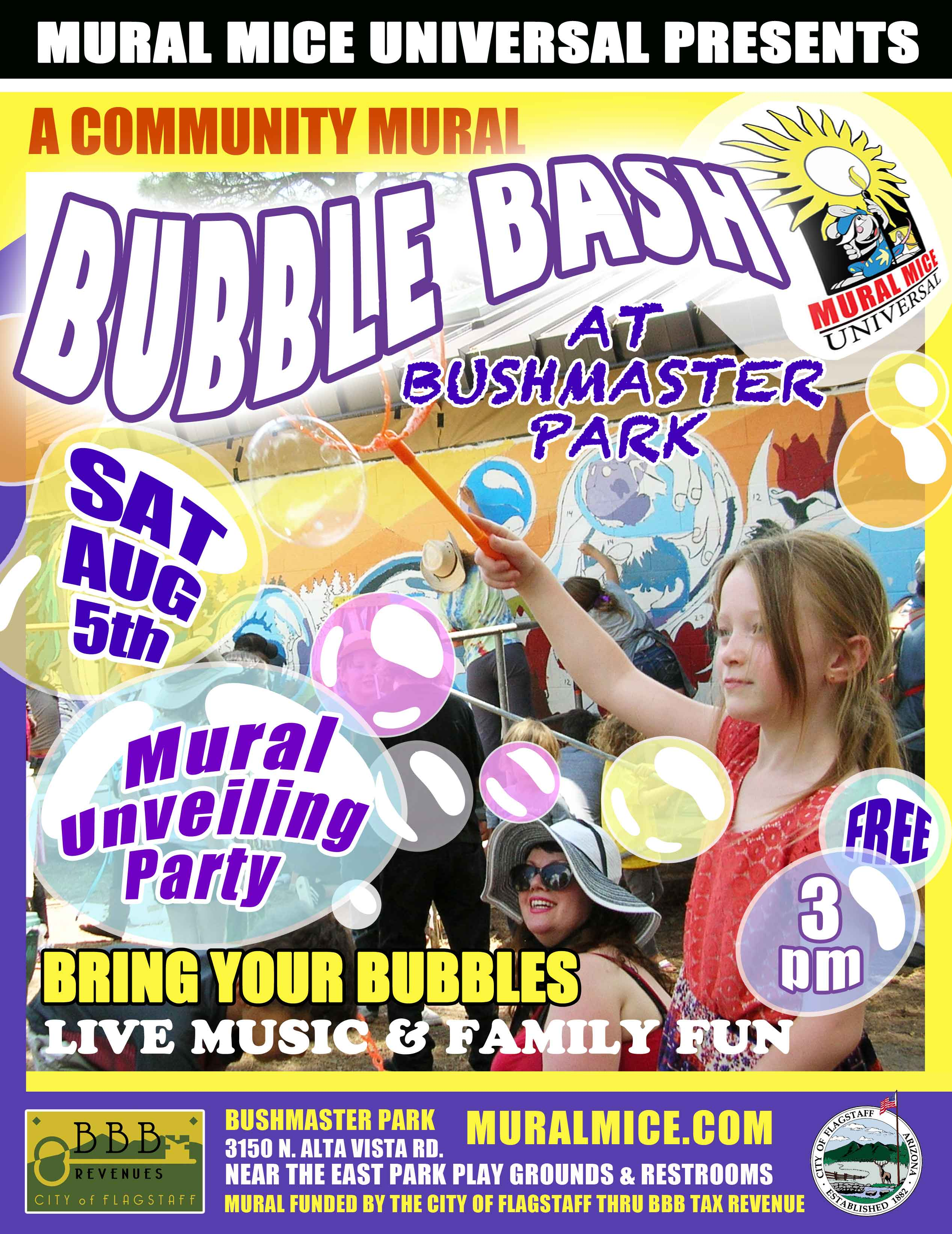 Busmaster Bubbble Bash