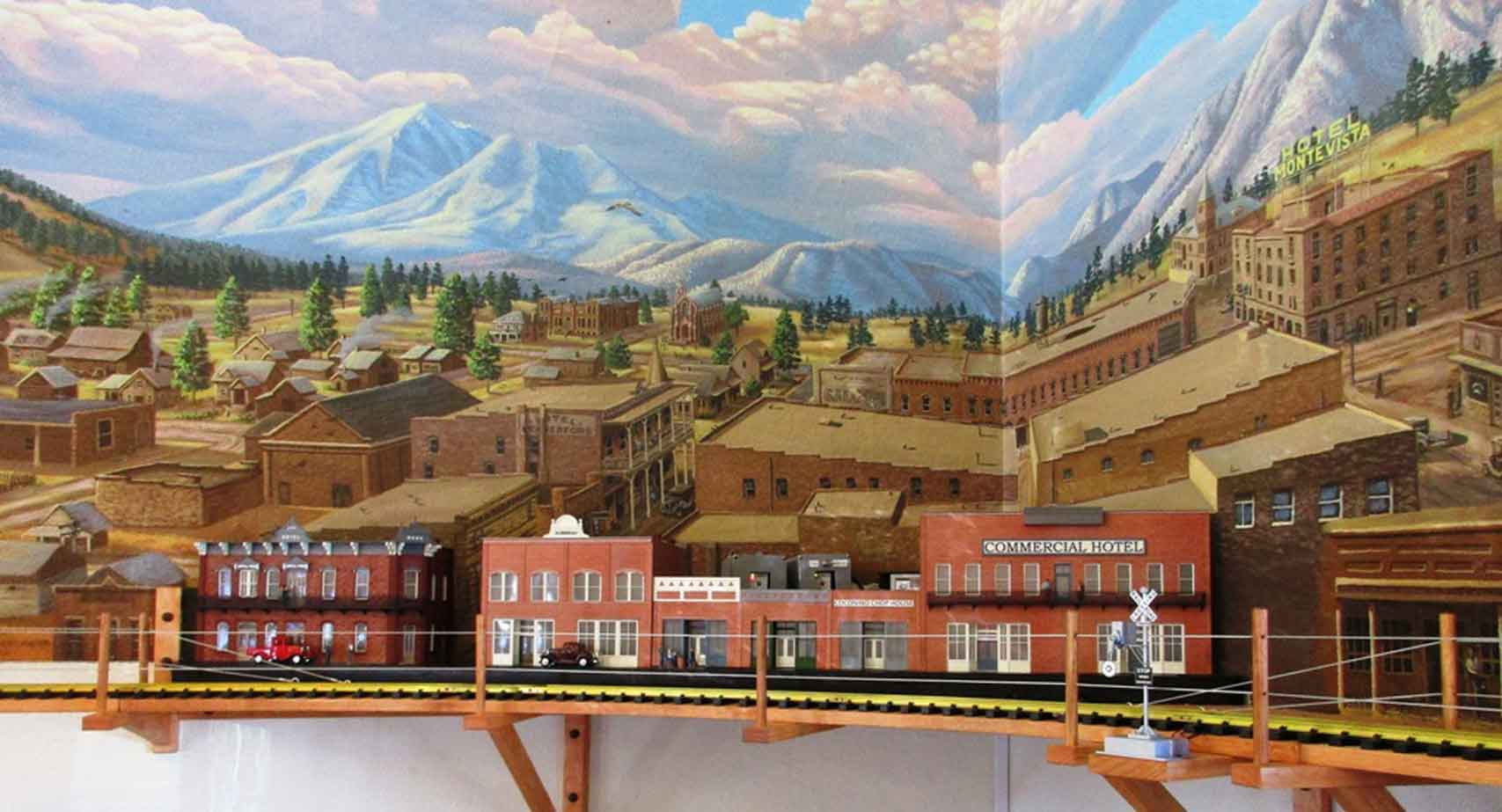 Flagstaff Visitor Center Mural 23