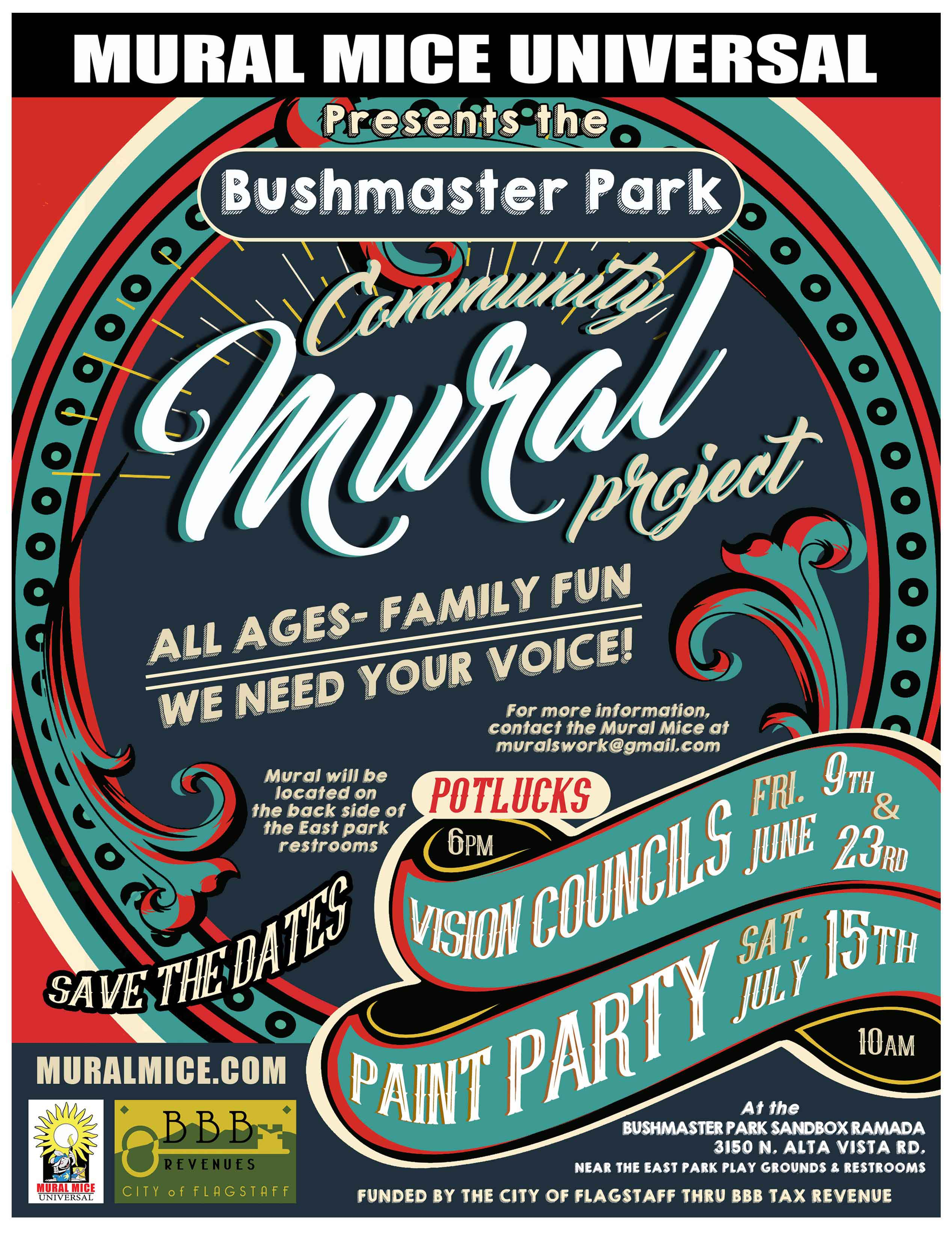 Bushmaster Park Poster A lowres
